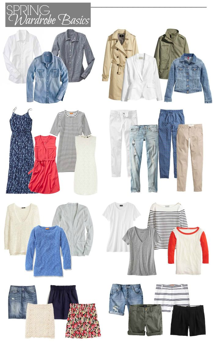 Capsule Wardrobe Magic Number