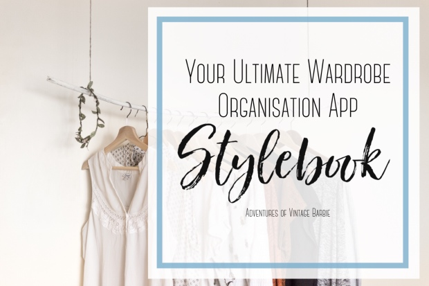 Your Ultimate Wardrobe Organisation App
