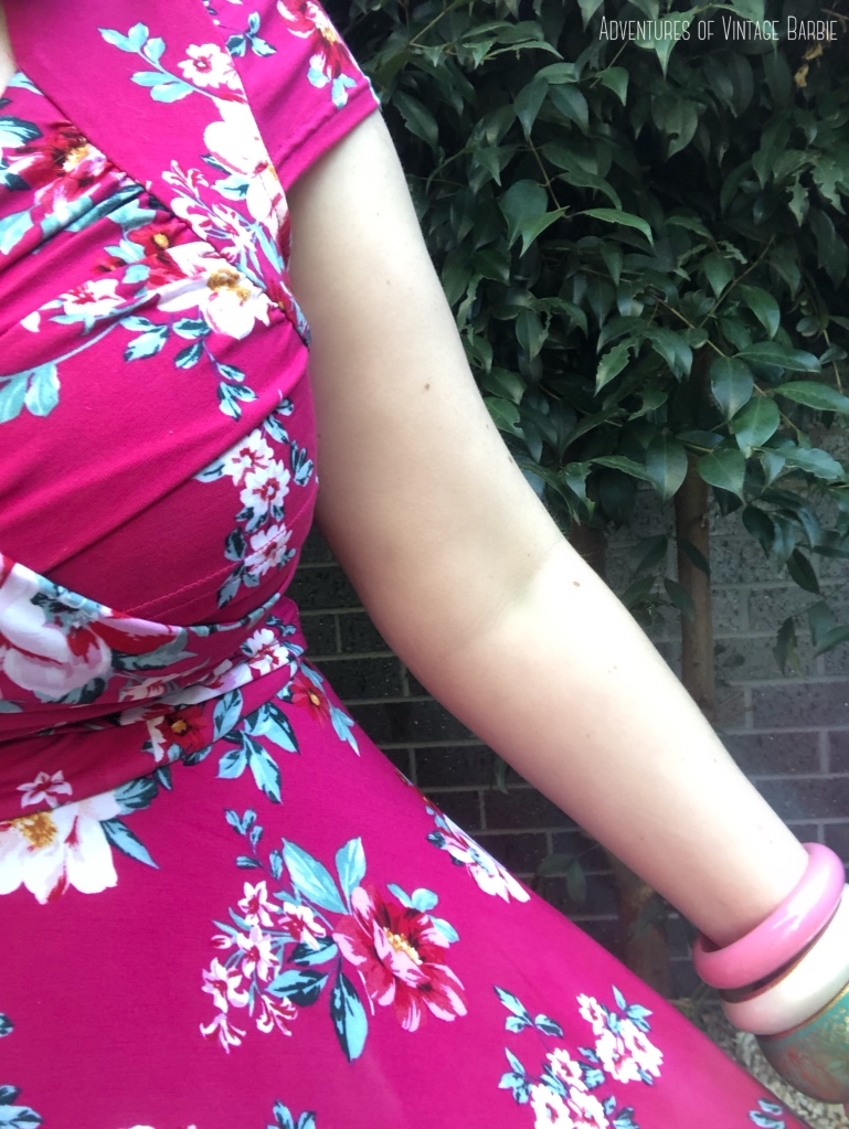 Sunday Daquiri dress by Review